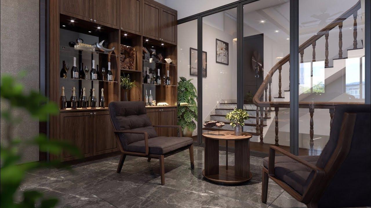 Phong cách Á Đông trong thiết kế nội thất sang trọng 2