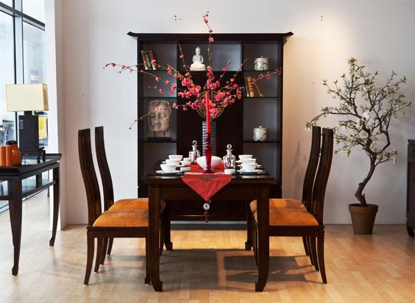 Phong cách Á Đông trong thiết kế nội thất sang trọng 4