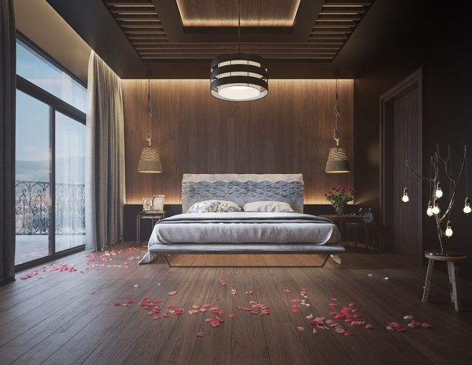 Nội thất phòng ngủ đẹp ấn tượng