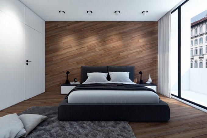 Nội thất phòng ngủ sang trọng