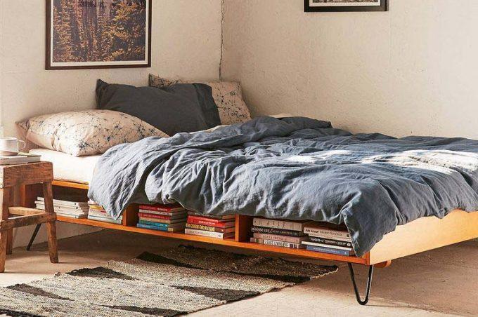 Nội thất đa năng - Giường kết hợp tủ chứa đồ