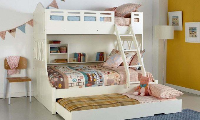 Nội thất đa năng - Giường ngủ trẻ đa năng