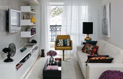 Thiết kế gỗ nội thất giá rẻ và cách sắp xếp cho phòng khách nhà ống - 4