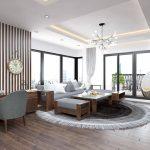 Thiết kế gỗ nội thất giá rẻ cho chung cư nên chọn loại gỗ gì