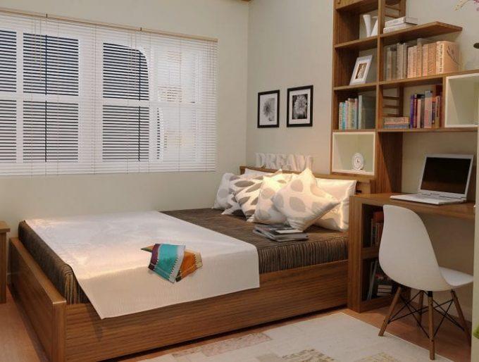 Thiết kế gỗ nội thất giá rẻ cho chung cư nên chọn gỗ tự nhiên hay gỗ công nghiệp - 6
