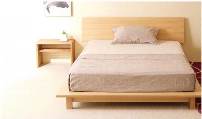 Thiết kế nội thất giường gỗ 1m8 với những mẹo hay - 2