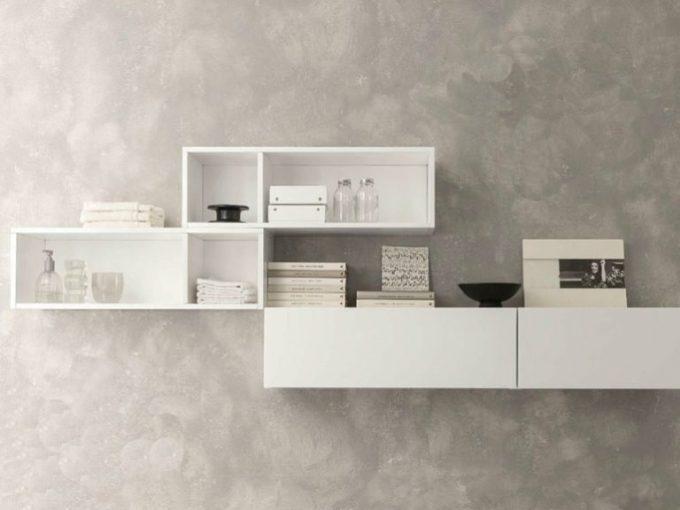 Thiết kế gỗ nội thất giá rẻ kệ sách treo tường cho không gian đọc sách - 3