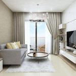 Thiết kế nội thất chung cư đẹp 2 phòng ngủ
