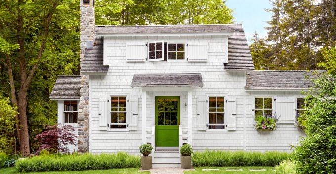 Thiết kế nội thất nhà chất liệu gỗ tự nhiên - ngôi nhà hòa cùng thiên nhiên