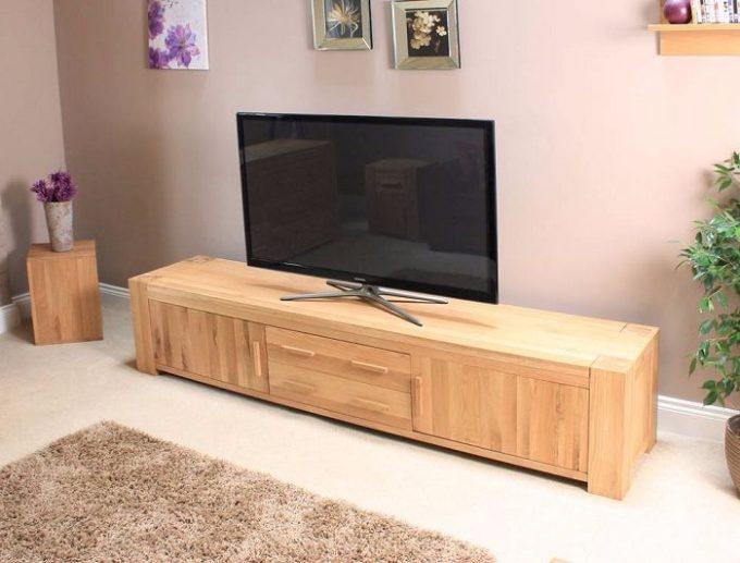 Thiết kế gỗ nội thất kệ tivi hiện đại cho nhà phố - 6