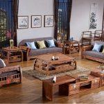 Thi công gỗ nội thất phòng khách chung cư – 10 ý tưởng độc đáo