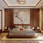Top 20+ mẫu nội thất phòng ngủ gỗ óc chó đẹp 2021